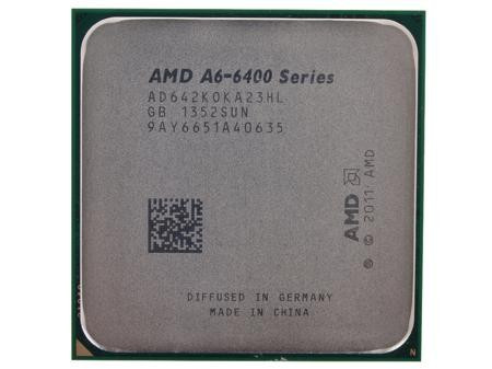 AMD A4 X2 6320K / 4.0GHz