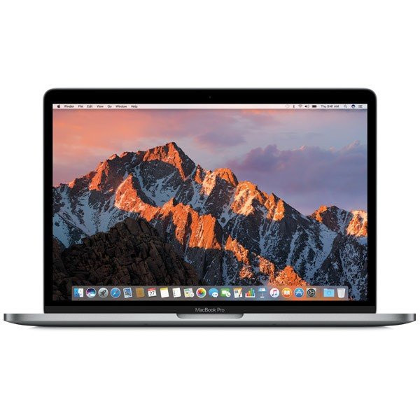 "Ноутбук Apple 13"" MacBook Pro with Touch Bar - Space Gray (Z0WR00046)"