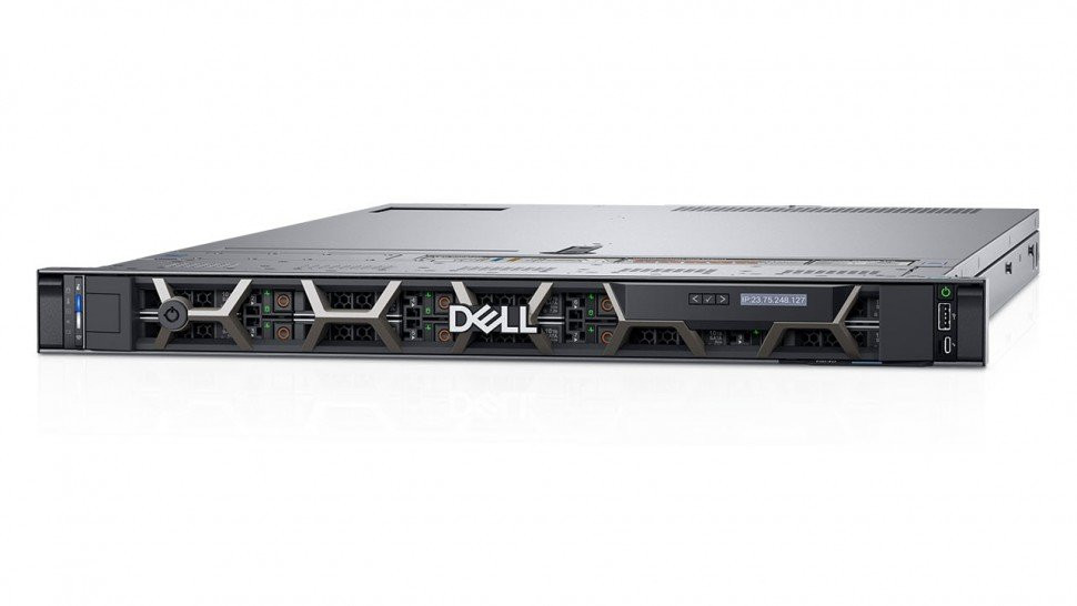 Сервер Dell PowerEdge R640 1U 8SFF (R640-8646-55)
