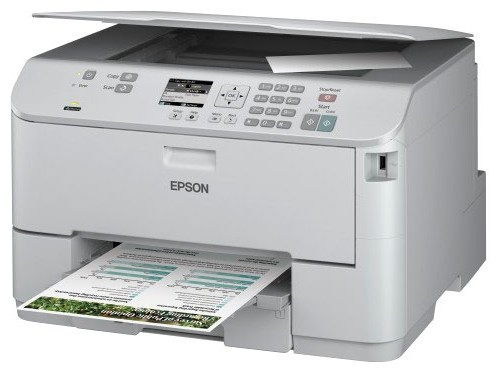 МФУ Epson WorkForce Pro WP-4515 DN (C11CB34301)