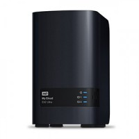 Сетевой накопитель Western Digital My Cloud EX2 Ultra (WDBVBZ0000NCH) (WDBSHB0000NCH-EEUE)