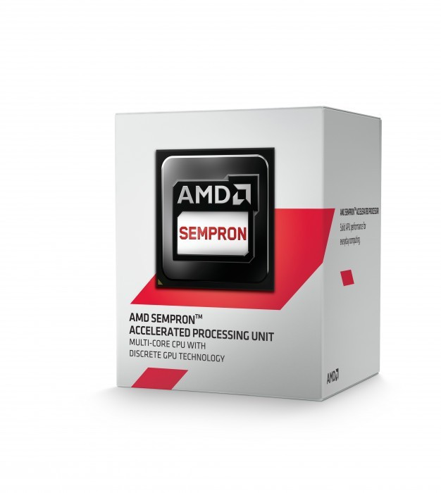 AMD Sempron 2650 / 1.45GHz